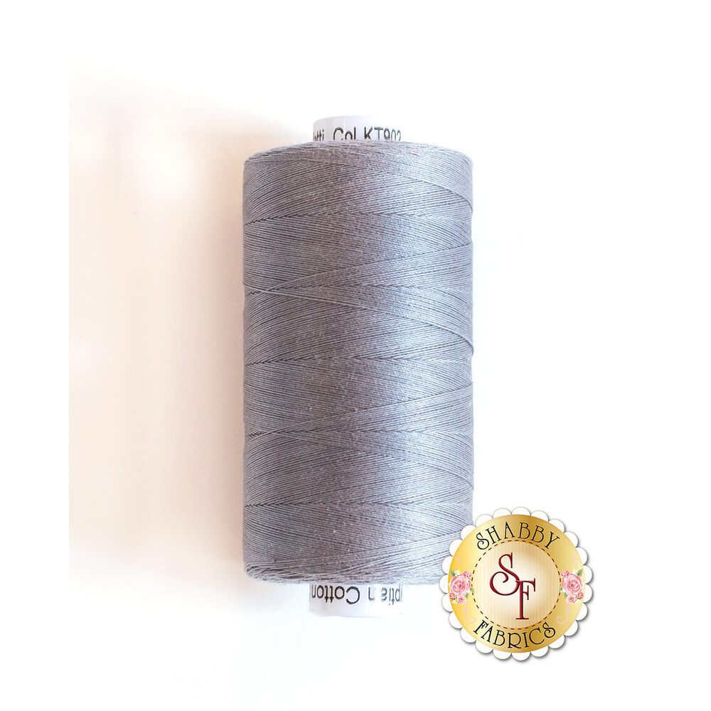 Spool of Konfetti Thread KT902 Dark Grey | Shabby Fabrics