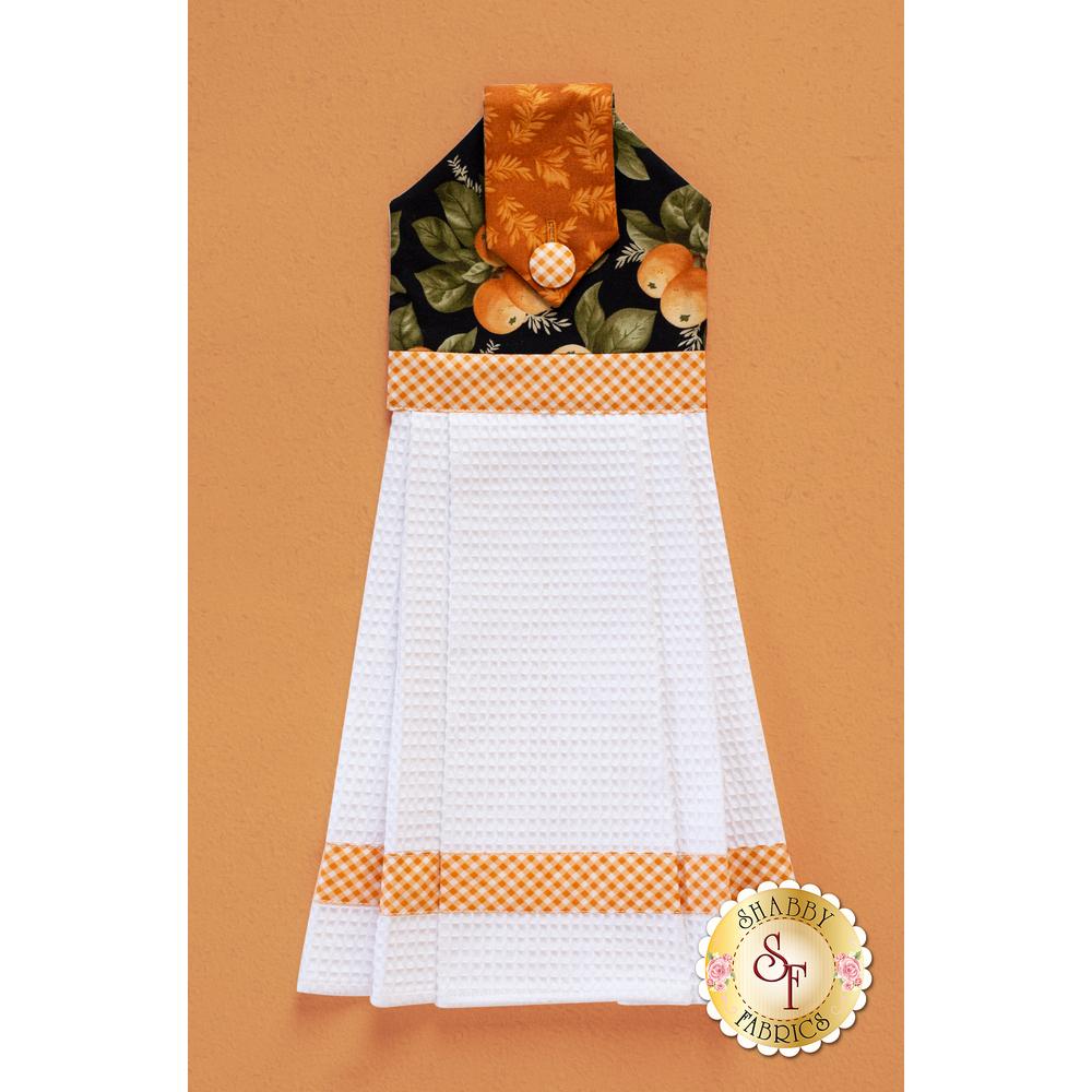 Hanging Towel Kit - A Fruitful Life - Orange