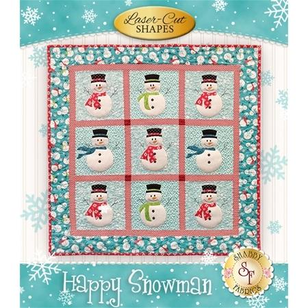 Happy Snowman Quilt Pattern : snowman quilts - Adamdwight.com