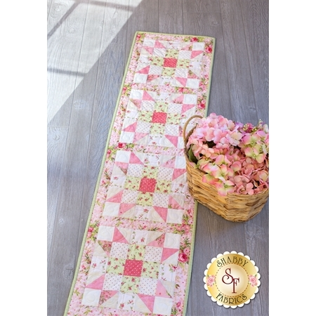 Sister's Choice Table Runner Pre-Cut Kit - Heather