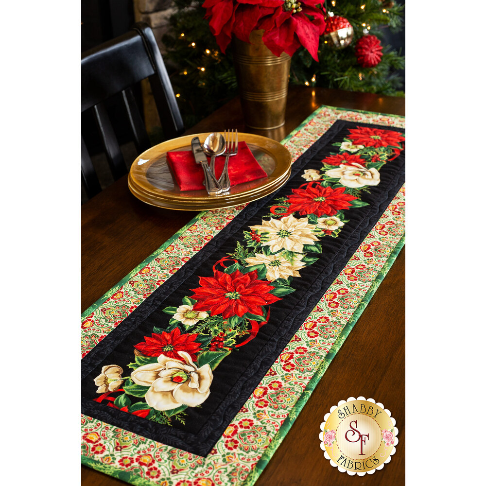 Holiday Lane Table Runner Kit