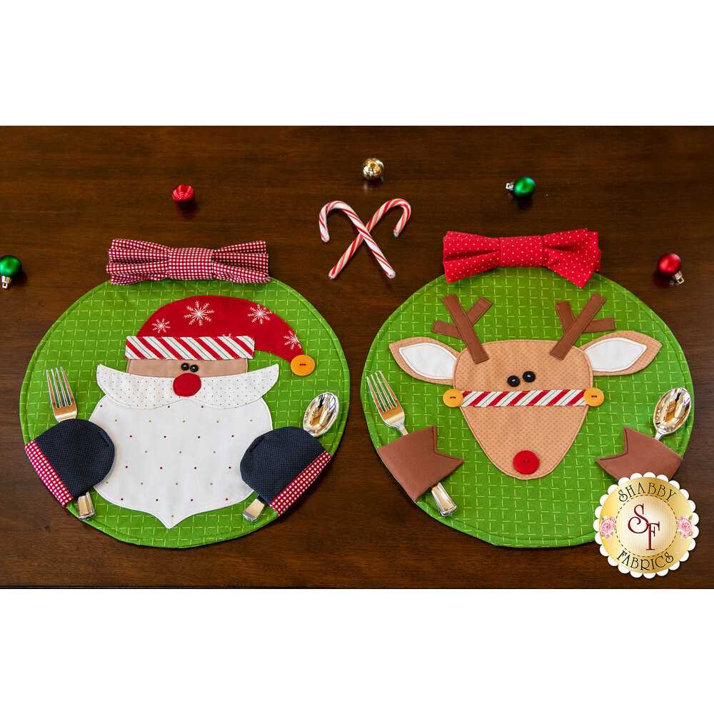 Holiday Magic Placemats Kit