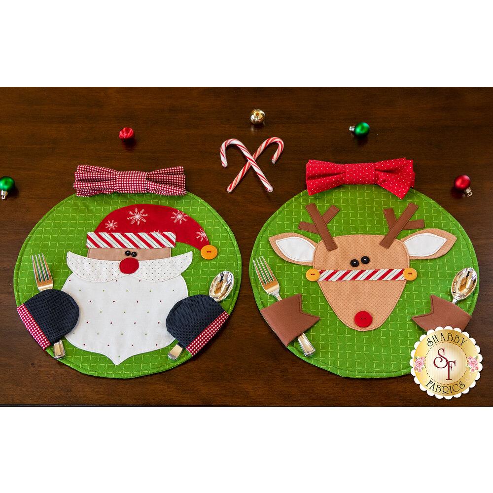 Holiday Magic Placemats Kit