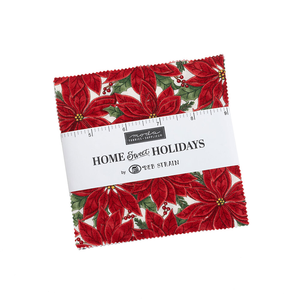 Home Sweet Holidays Charm Pack