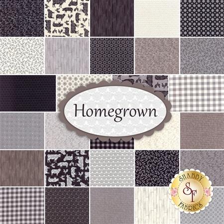 Homegrown  Yardage by Deb Strain for Moda Fabrics
