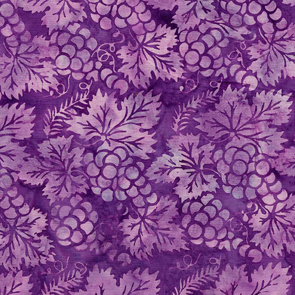 Tonal purple grapes