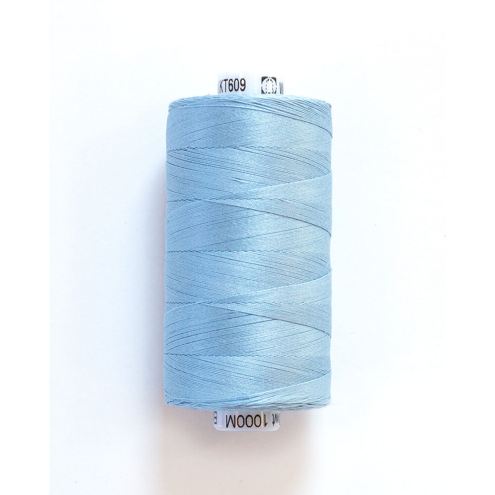 Spool of Konfetti Thread KT609 Light Blue | Shabby Fabrics