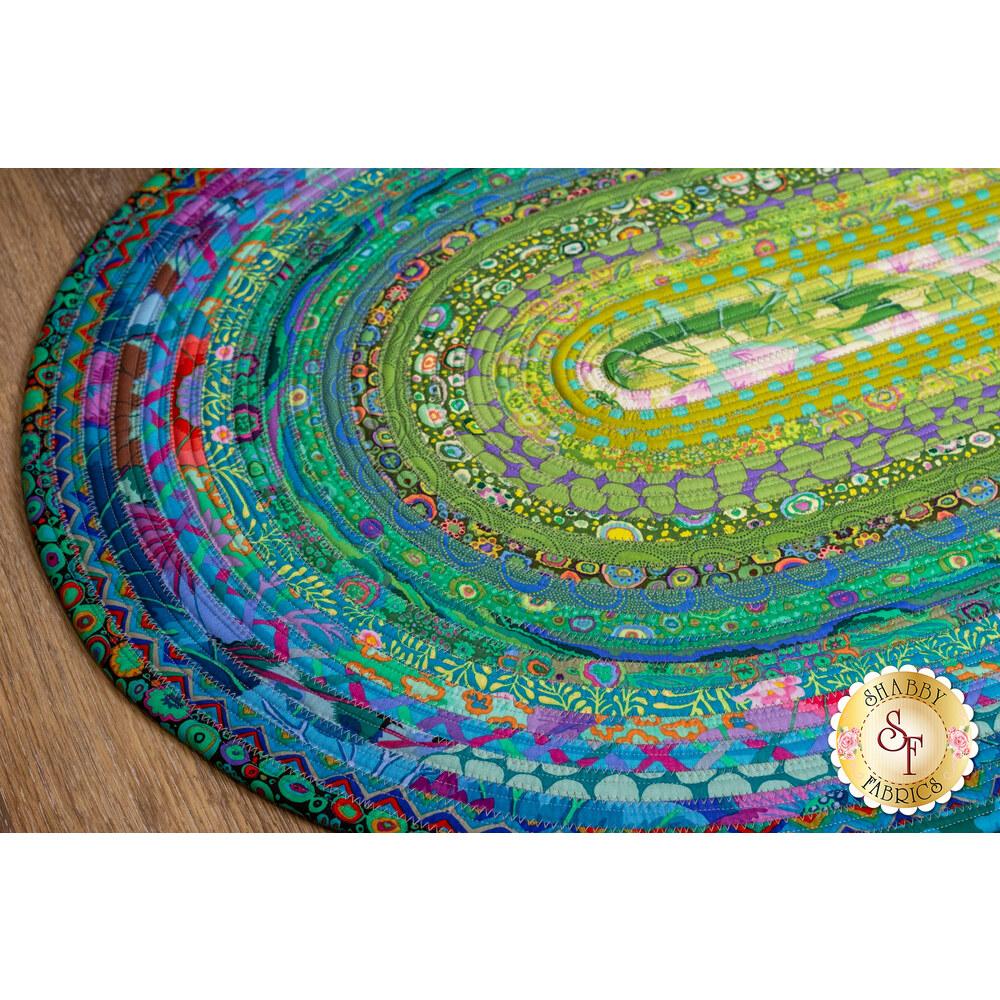 Copy of Jelly Roll Rug Kit - Island available at Shabby Fabrics