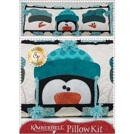 Kimberbell Pillow Kit - Whimsy Winter - Laser Cut