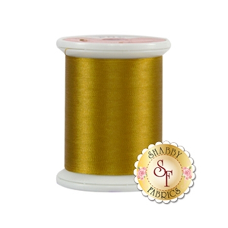 Kimono Silk Thread 304 Golden Pavilion by Superior Threads