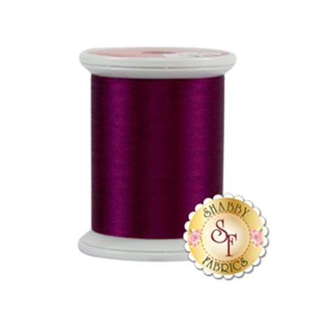 Kimono Silk Thread 312 Prickly Pear Purple by Superior Threads