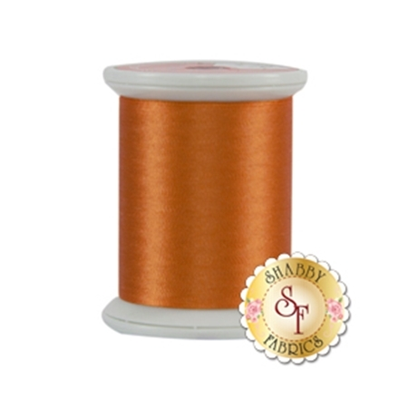 Kimono Silk Thread 317 Orenji by Superior Threads