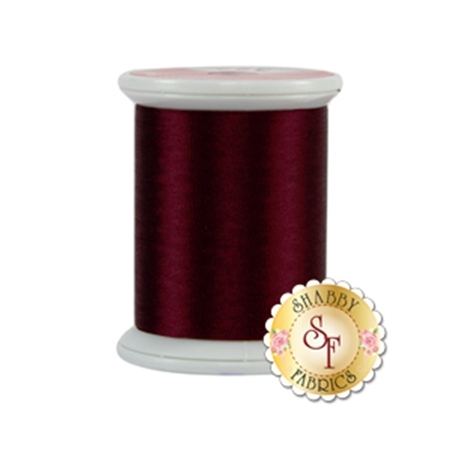 Kimono Silk Thread 322 Raspberry Truffle by Superior Threads