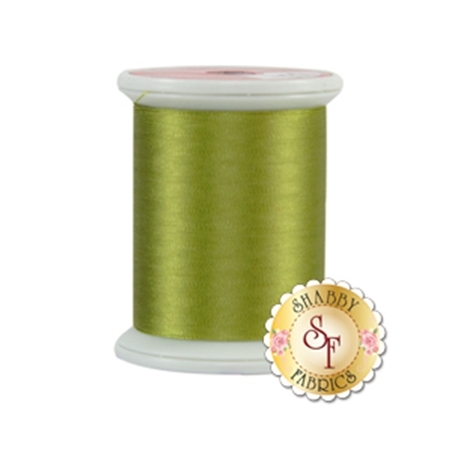 Kimono Silk Thread 353 Wasabi by Superior Threads