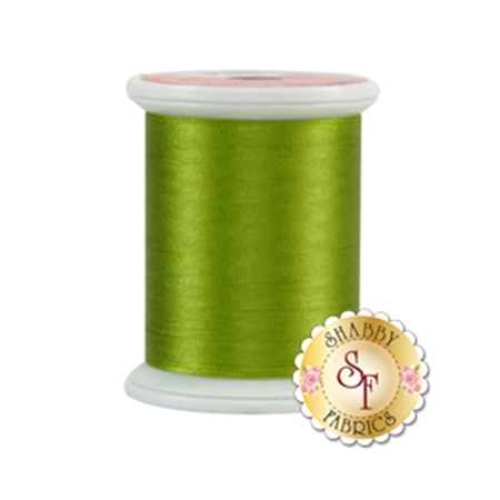 Kimono Silk Thread 354 Lime Ricci by Superior Threads