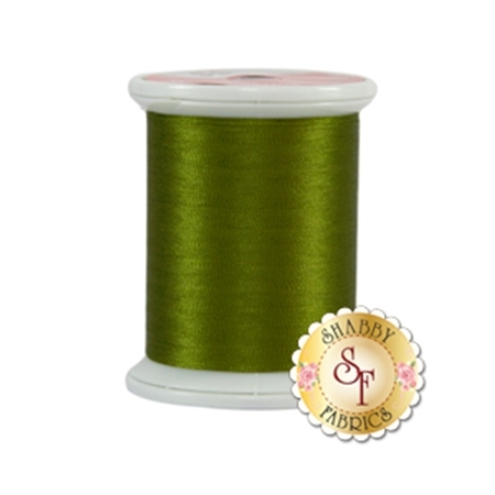 Kimono Silk Thread 355 Mossy Oak by Superior Threads
