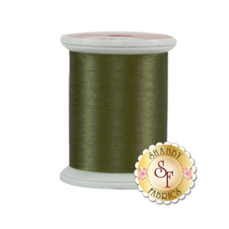 Kimono Silk Thread 360 Garden Green by Superior Threads