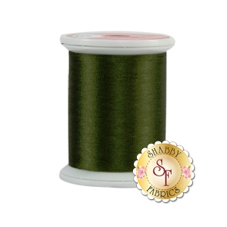 Kimono Silk Thread 361 Seaweed by Superior Threads