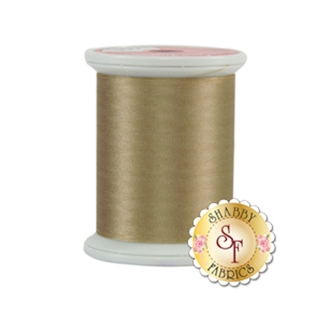 Kimono Silk Thread 365 Sesame by Superior Threads