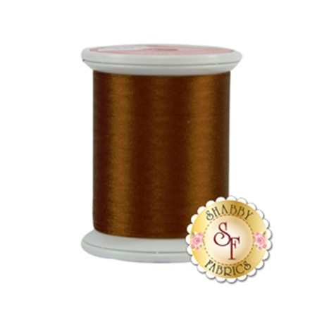 Kimono Silk Thread 370 Teriyaki by Superior Threads