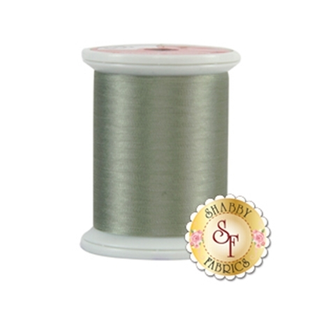 Kimono Silk Thread 378 African Gray by Superior Threads