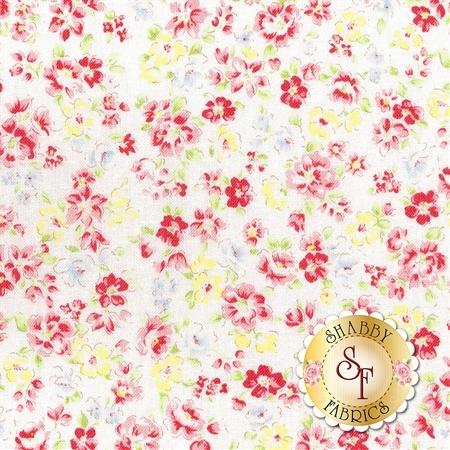 Flower Fields 31727-10 by Lecien Fabrics