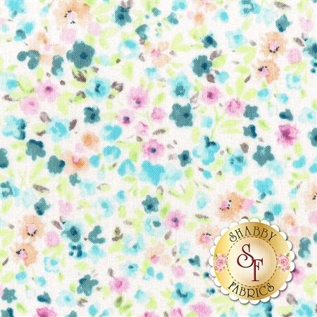 Flower Fields 31728-70 by Lecien Fabrics