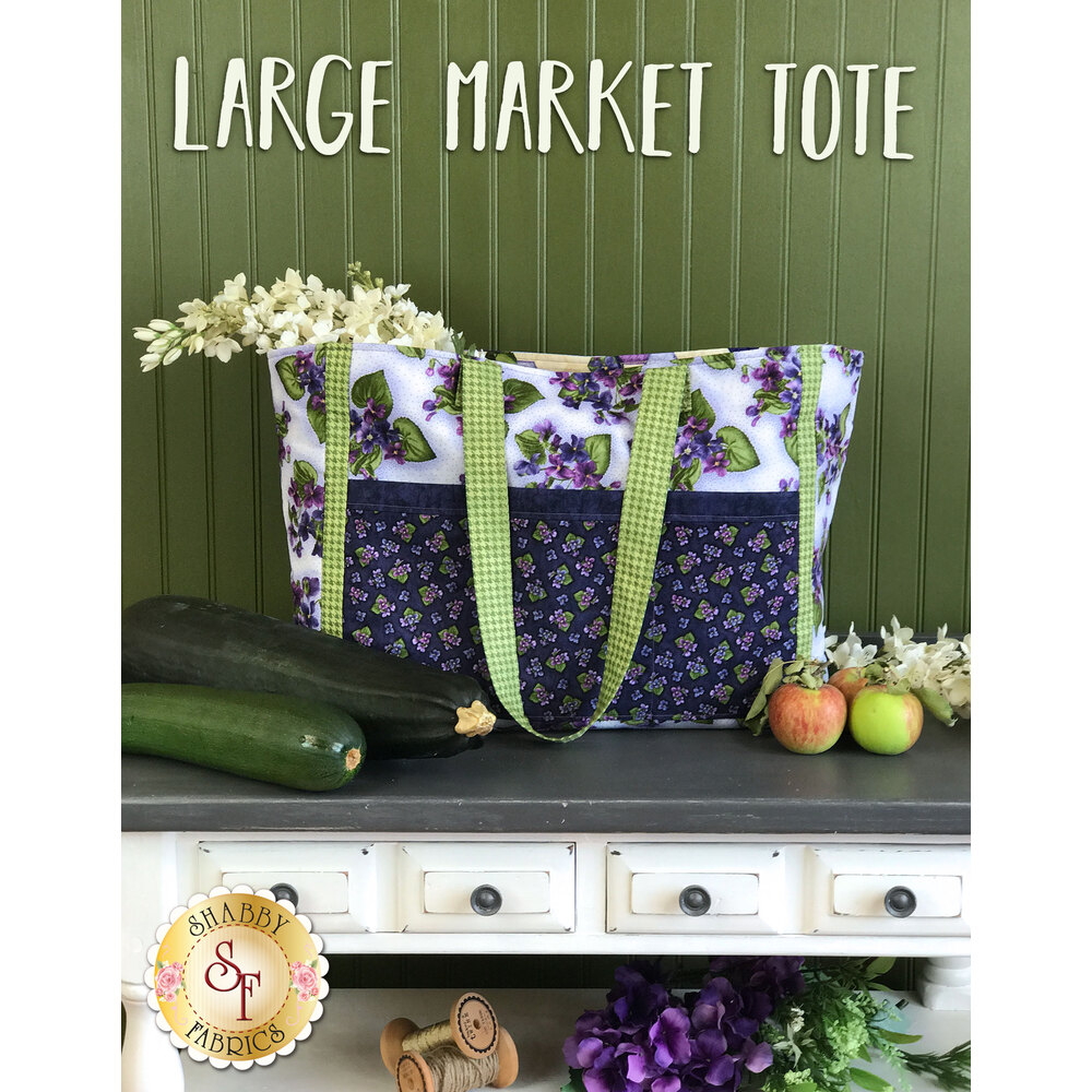 Large Market Tote Kit