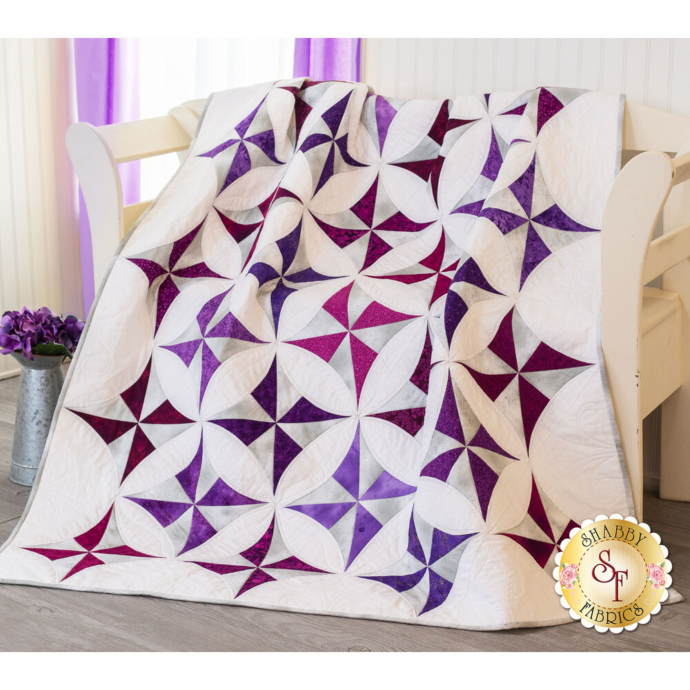 Lattice Revival Quilt Kit