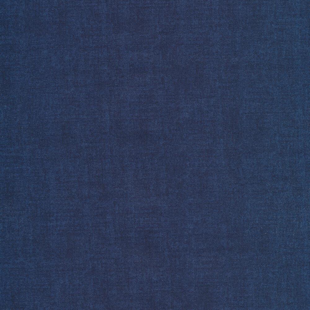 Midnight blue linen texture   Shabby Fabrics