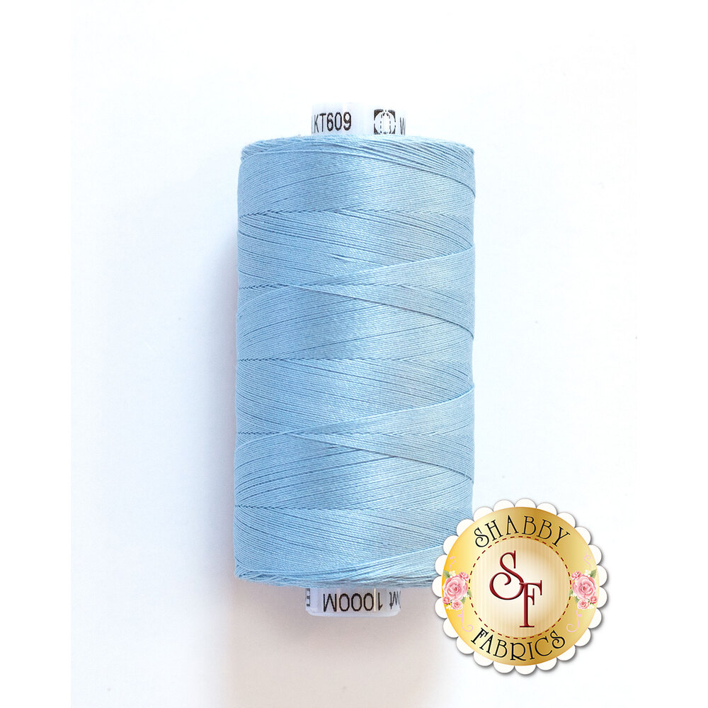 Spool of Konfetti Thread KT609 Light Blue | Shabby Fabrics