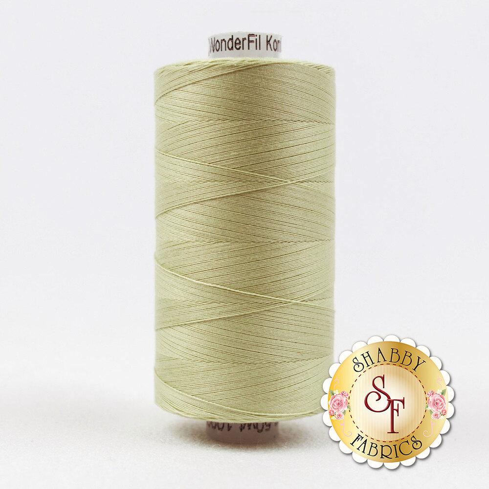Spool of Konfetti KT700 Light Sage Green thread | Shabby Fabrics