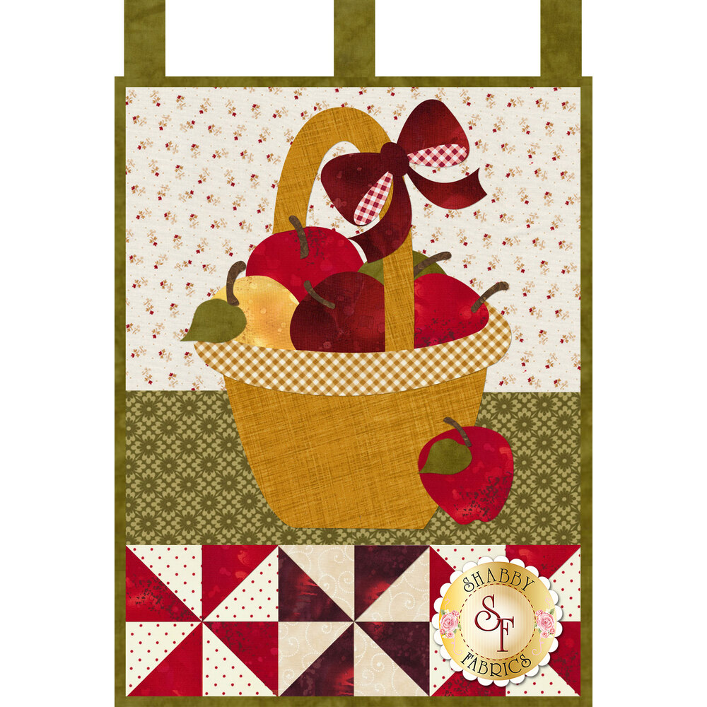 Little Blessings - Apple Basket - September - Laser Cut Kit