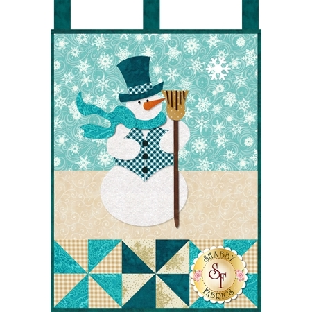 Little Blessings - Mr. Snowman - January - Laser Cut Kit