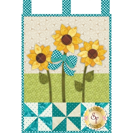 Little Blessings - Sunflower Sunrise - August - Laser-Cut Kit
