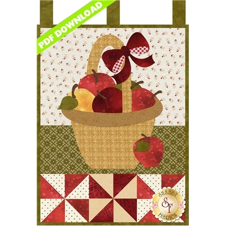 Little Blessings - Apple Basket - PDF DOWNLOAD