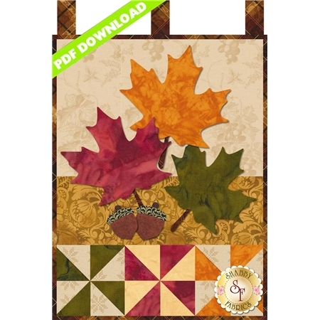 Little Blessings - Autumn Glitz - PDF DOWNLOAD