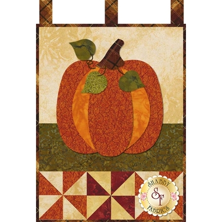 Little Blessings - Pumpkin Patch - SAMPLE Wall Hanging