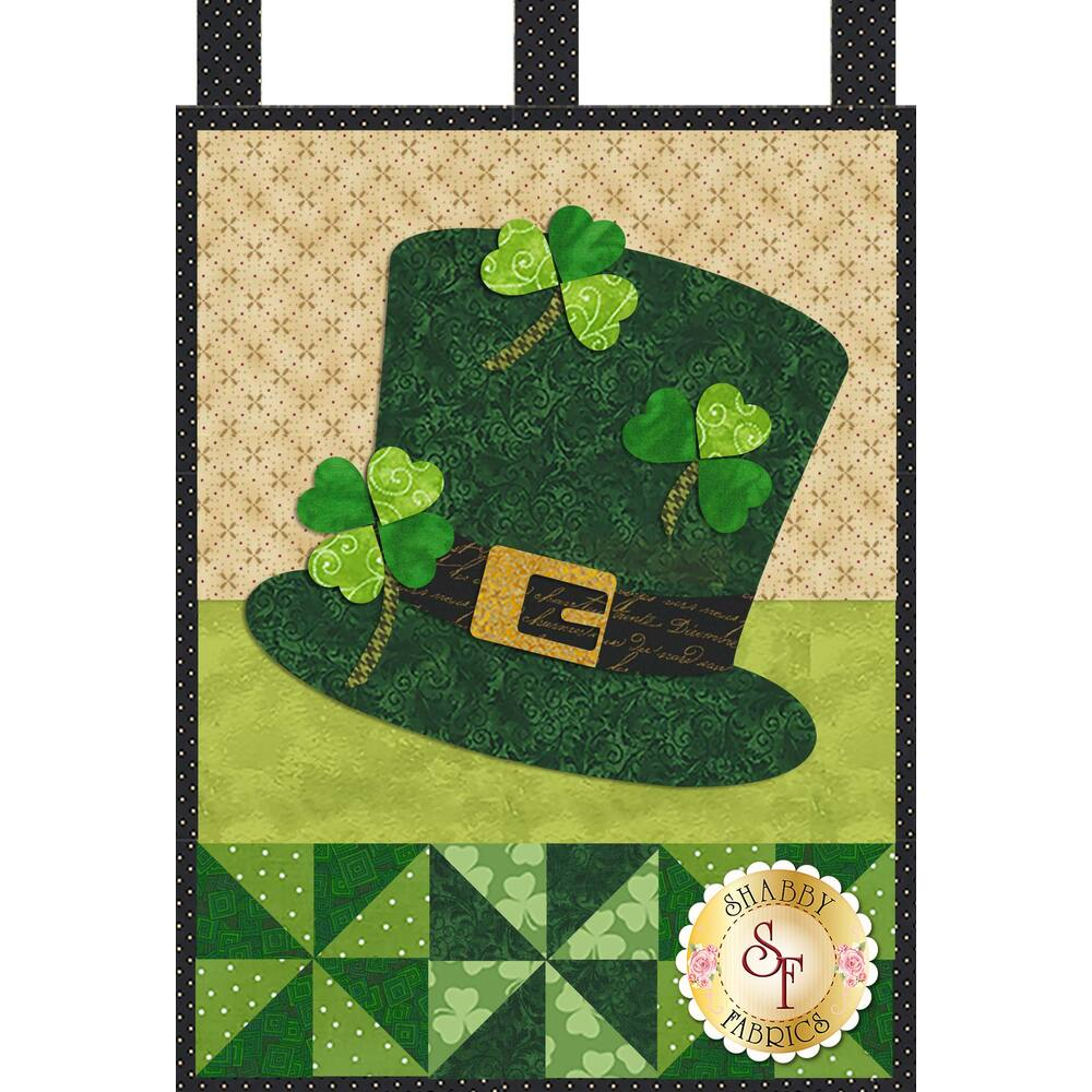 Little Blessings - Shamrock Celebration - March - Laser-Cut Kit
