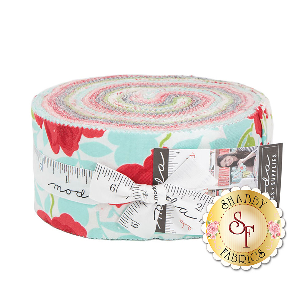 Little Snippets  Jelly Roll by Bonnie & Camille for Moda Fabrics