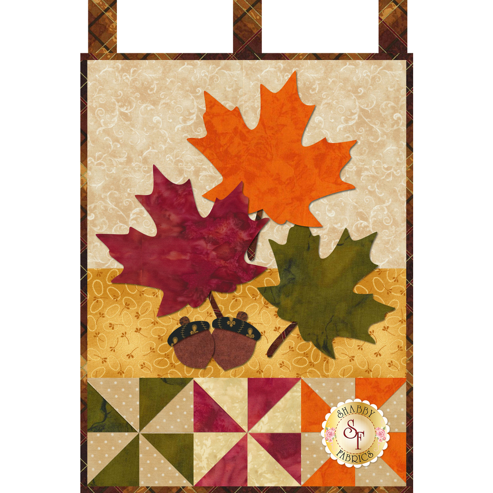 Little Blessings - Autumn Glitz - November - Laser-Cut Kit