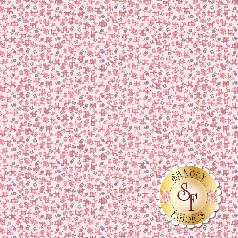 Love Letters C8863-PINK by Riley Blake Designs now available