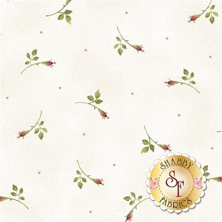 Roses On The Vine 7887-E by Marti Michell for Maywood Studio Fabrics