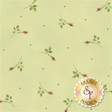 Roses On The Vine 7887-G by Marti Michell for Maywood Studio Fabrics