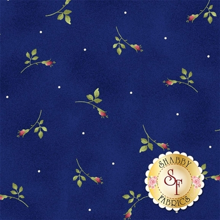 Roses On The Vine 7887-N by Marti Michell for Maywood Studio Fabrics
