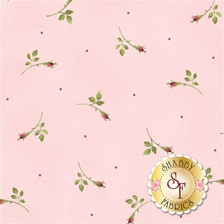 Roses On The Vine 7887-P2 by Marti Michell for Maywood Studio Fabrics
