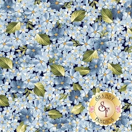 Roses On The Vine 8434-B by Marti Michell for Maywood Studio Fabrics