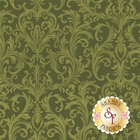 Roses On The Vine 8436-G2 by Marti Michell for Maywood Studio Fabrics