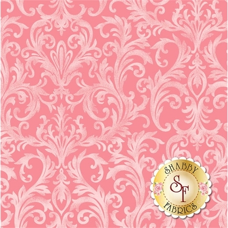 Roses On The Vine 8436-P by Marti Michell for Maywood Studio Fabrics REM A
