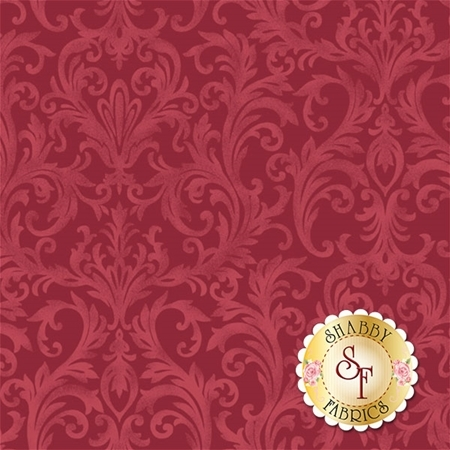 Roses On The Vine 8436-R by Marti Michell for Maywood Studio Fabrics